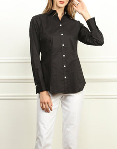 Diane Classic Long Sleeve Fit Shirt