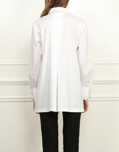 Cari Double Collar and Cuffs Tunic