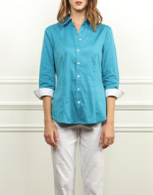 Load image into Gallery viewer, Diane Classic Fit 3/4 Sleeve Shirt
