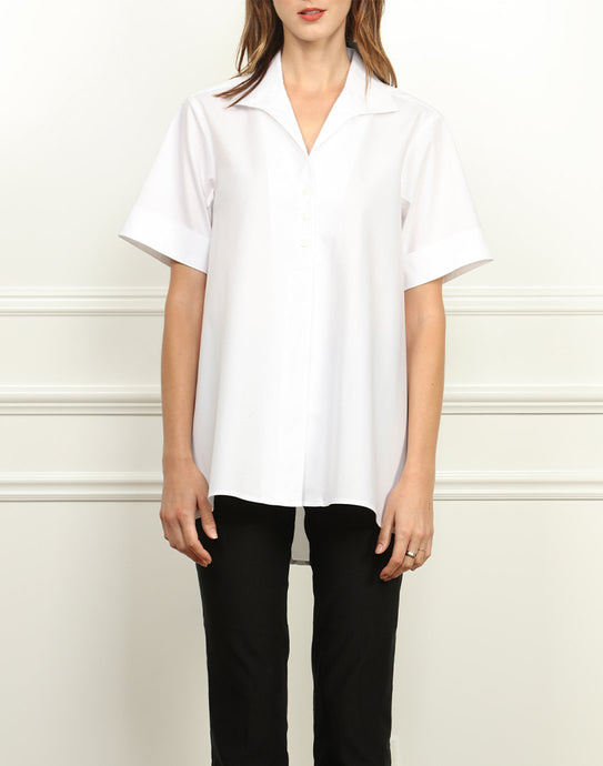 Betty Short Sleeve A-line Tunic