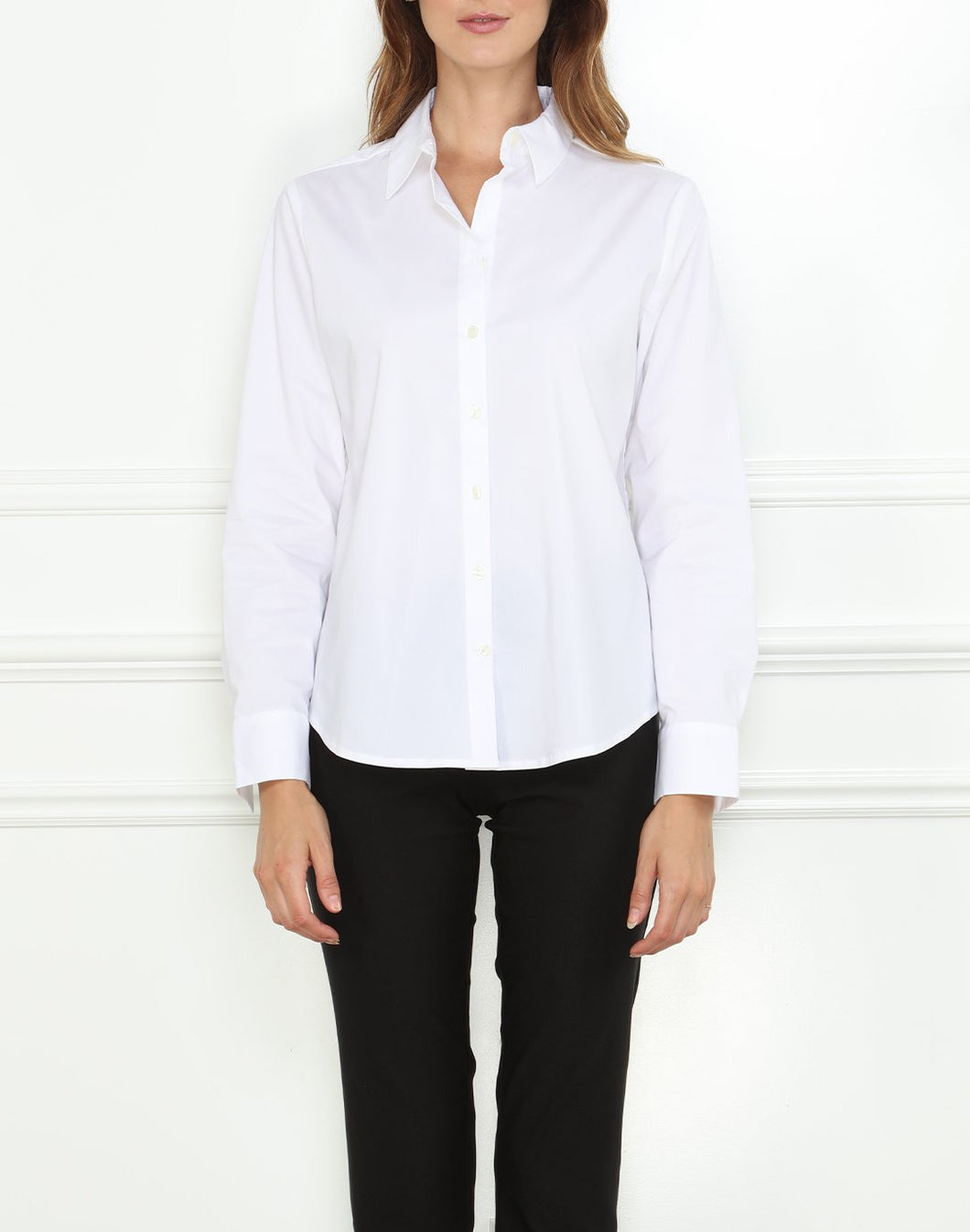 Tilda Classic Fit Shirt In White
