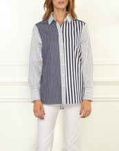 Load image into Gallery viewer, Louisa Long Sleeve Stripe Shirt