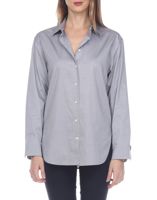 Halsey Long Sleeve Oversize Shirt