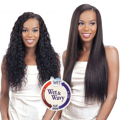Wet N Weave Jerry Curl 100 Human Hair Natural black Color