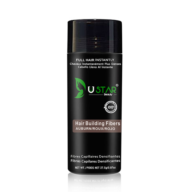 Ustar Hair Building Fibers/Hair Loss Concealers .97oz/27.5g for Men/Women Thinning Hair  - Buy One Get One 50% Off