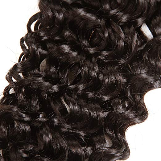 Ustar #2 Color DARK BROWN Kinky Curl 100% Human Hair