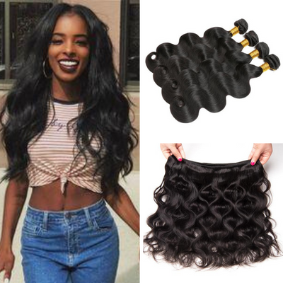 Ustar Virgin Hair 4 Bundles Body Wave
