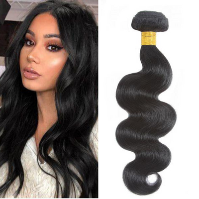 Ustar 100% Virgin Remy hair Bundles Natural color Body Wave 8 inches to 30 inches