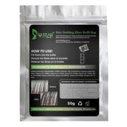 USTAR Hair Building Fibers Refill Bag 50g Buy One Get Second 50% Off