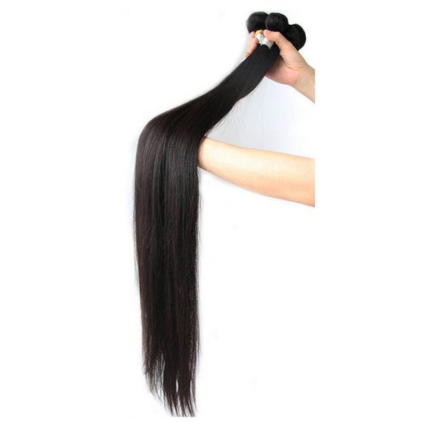 Ustar High Quality Extra Long Longest Human Hair Extensions 32-56 inch 100% Virgin Remy Hair