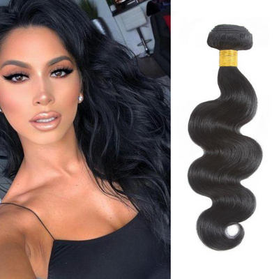 Ustar Mink Hair Extra Thick Body Wave 100 Virgin Remy Human Natural Black
