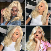 Ustar Mink Hair Russian Blonde #613 Body Wave Virgin Remy Human Hair