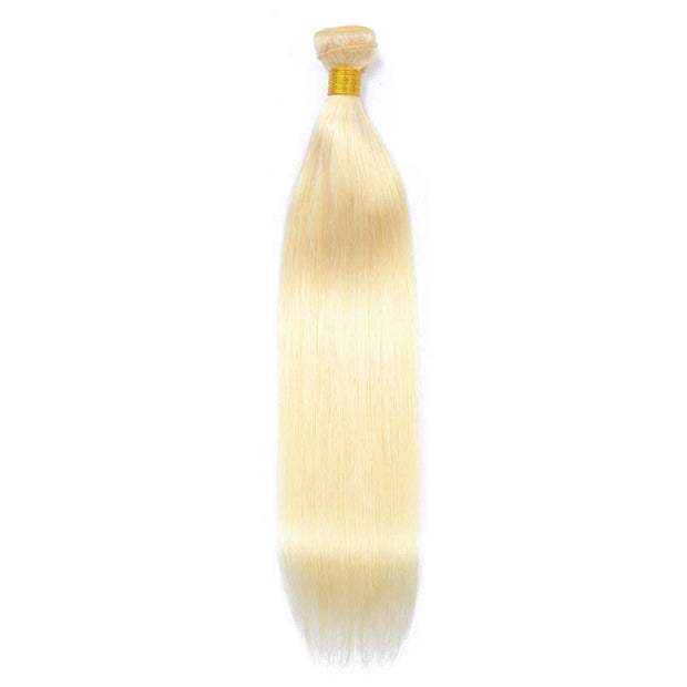 Ustar Mink Hair Russian Blonde #613 Straight Virgin Remy Human Hair