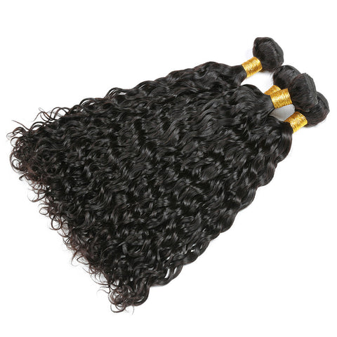 Ustar 7A Virgin Hair 4 Bundles Nartual Wave