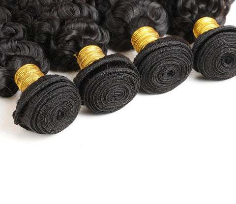 Ustar 7A Virgin Hair 4 Bundles Jerry curly