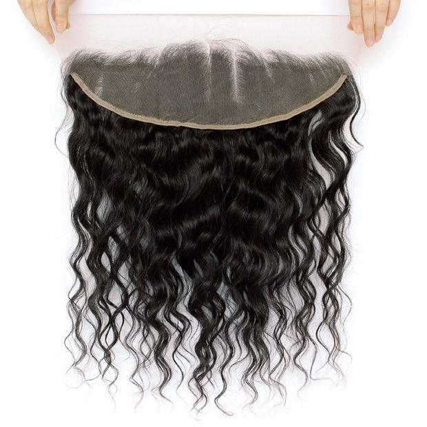 Ustar 100% Human Hair 4x13 Frontal Loose wave