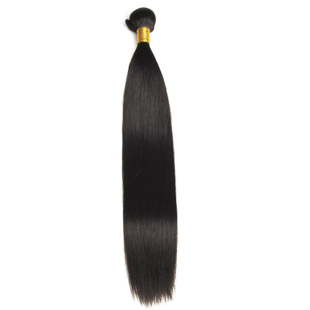 Ustar Premium Virgin Remy  Jet Black Straight