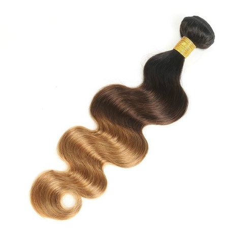 Ustar Premium Black/Brown/Blonde Body Wave Virgin  Human Hair