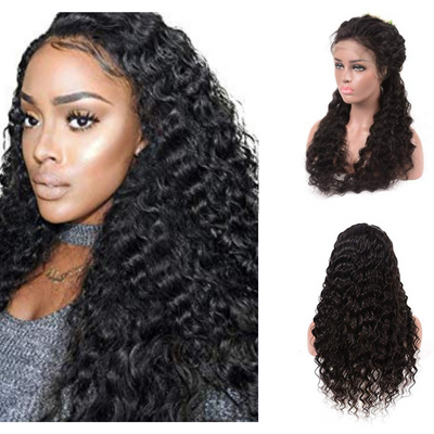 Ustar 360 Lace Frontal Deep Wave 150% Density