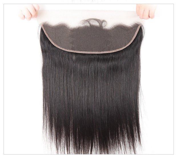 Ustar 100% Human Hair4x13  Frontal Straight