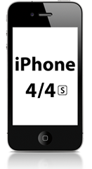 iPhone 4 repairs UK fast