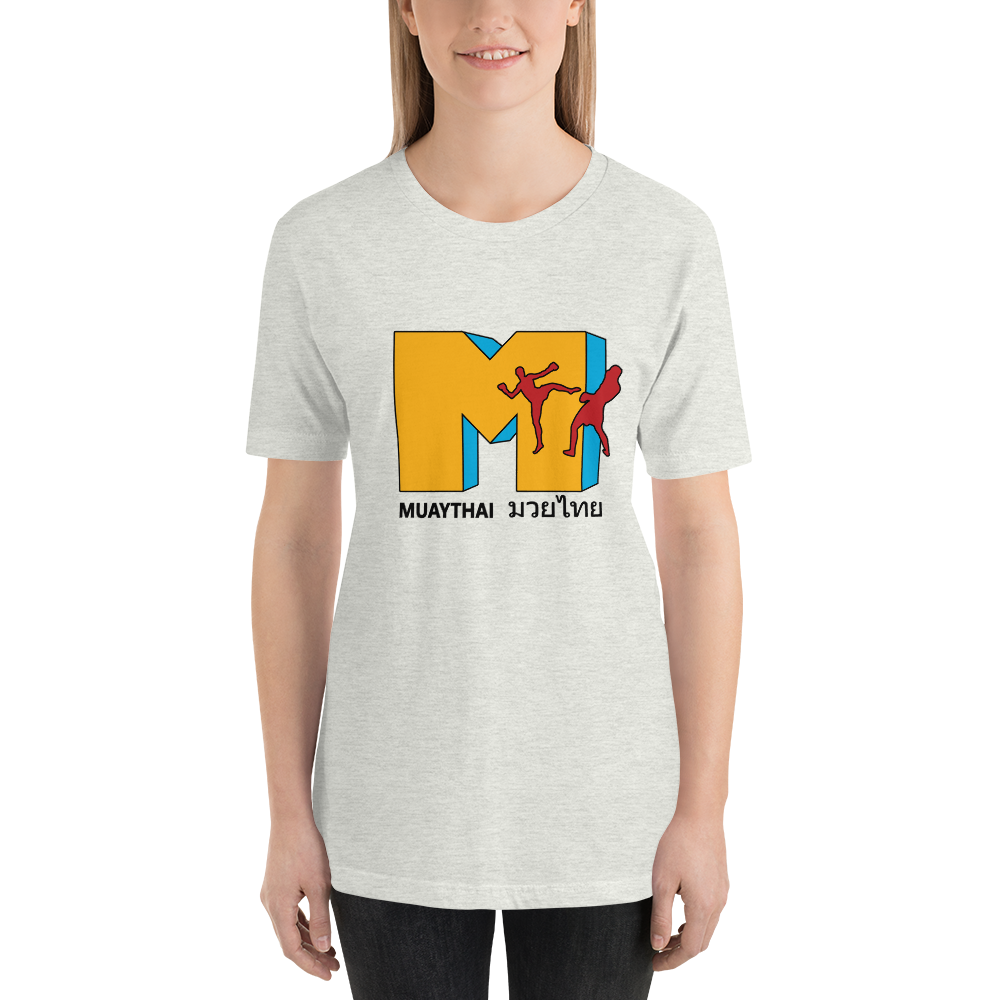 MTV Muay Thai  Unisex T-Shirt