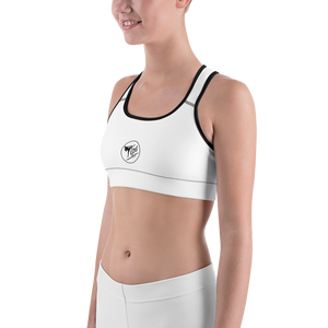 Muay Thai Tips Sports Bra