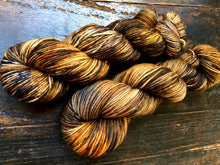 Firewood on 100% Superwash Merino DK Weight