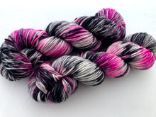 Reserved order for Jessica: Techno Blossom on 100% Superwash Merino DK Weight