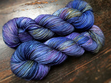 TOAK Tuesdays: Up All Night on Superwash 75 Merino/25 Nylon Sock