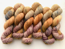 Reserved order for Alice: Van Gogh-Go on Superwash 80% Superwash Merino/20% Nylon Sock