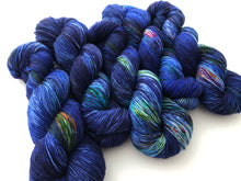 Showstopper on 80% Superwash Merino/20% Nylon 2-Ply Twist Sock