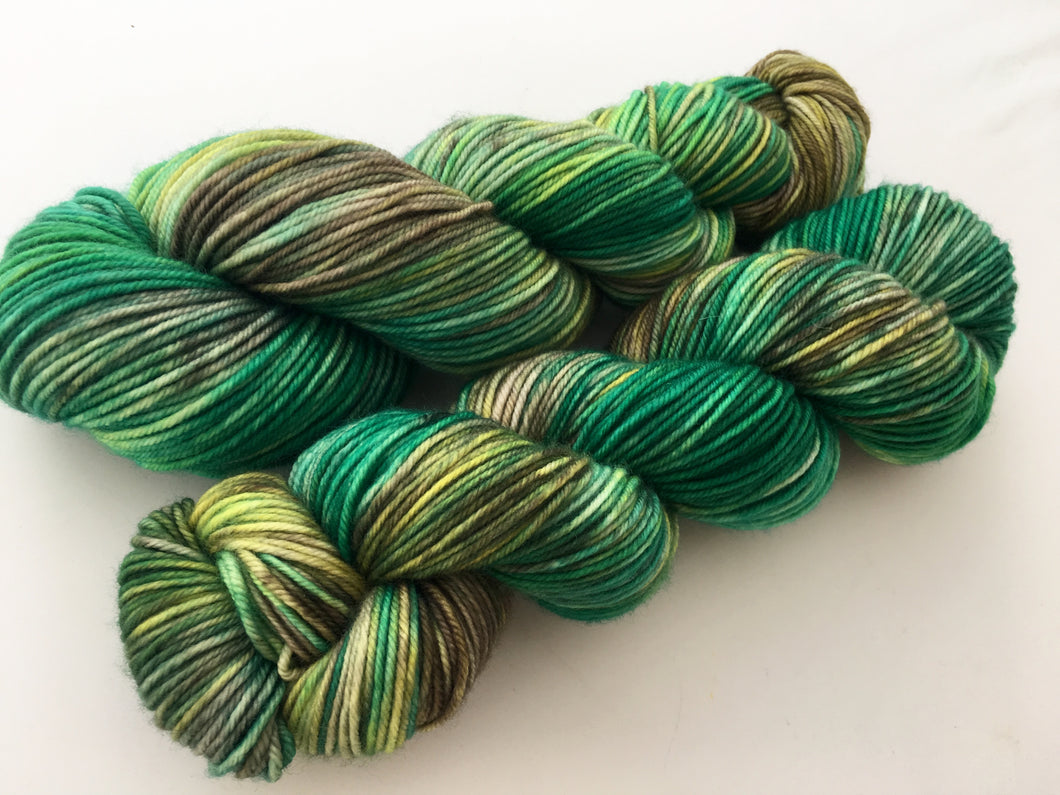 Shiz Nits For All! on 100% Superwash Merino DK