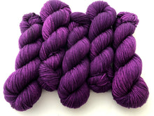 Custom Order for Kelly: Divine Purple on 75/25 sock