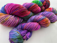 Zoltar on 100% Superwash Merino DK