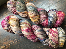 Pimp My Yarn on 100% Superwash Merino Worsted