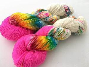 Reserved order for Mollieknits - Party Like It's 6/26/15! on 100% Superwash Merino DK