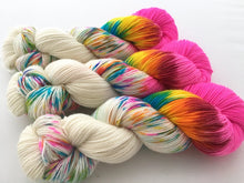 Party Like It's 6/26/15! on Silver Sparkle Sock