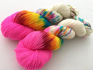 Reserved Order Listing for Jessia Party Like It's 6/26/15! on Silver Sparkle Sock