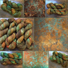 Reserved Order for Eloisediane: Rusty Copper on 70 Superwash Merino/30 Silk DK