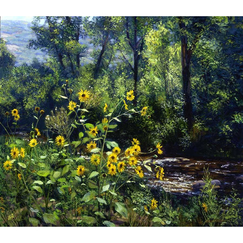 Hobble Creek Sunflowers