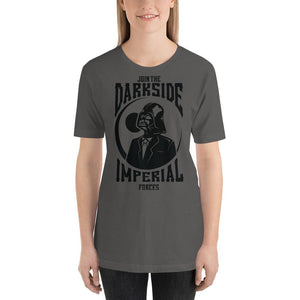 WOMEN'S IMPERIAL FORCES SHORT SLEEVE TEE - Deadcelebritee | Subculture Tees