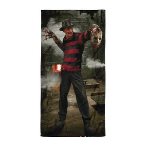 JASON'S NIGHTMARE FULL COLOR SUBLIMATED TOWEL - Deadcelebritee | Subculture Tees