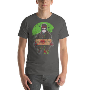MEN'S KILL FOR FOOD SHORT SLEEVE TEE - Deadcelebritee | Subculture Tees