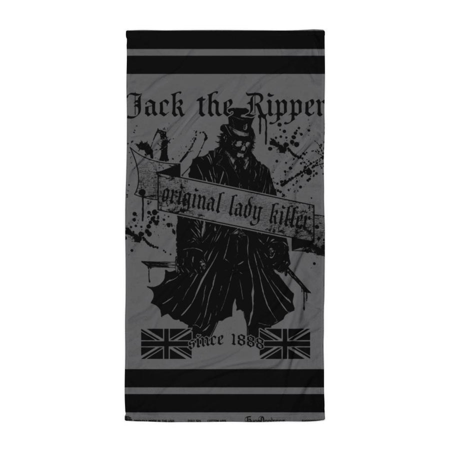 LADYKILLER FULL COLOR SUBLIMATED TOWEL - Deadcelebritee | Subculture Tees