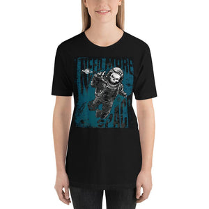 WOMEN'S NEED SPACE SHORT SLEEVE TEE - Deadcelebritee | Subculture Tees