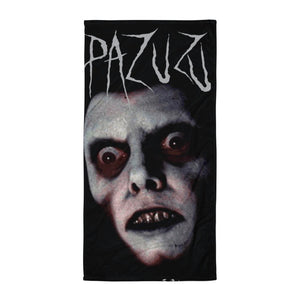 PAZUZU FULL COLOR SUBLIMATED TOWEL - Deadcelebritee | Subculture Tees