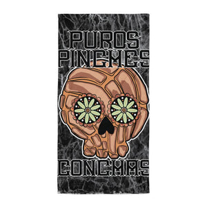 PINCHES CONCHAS FULL COLOR SUBLIMATED TOWEL - Deadcelebritee | Subculture Tees