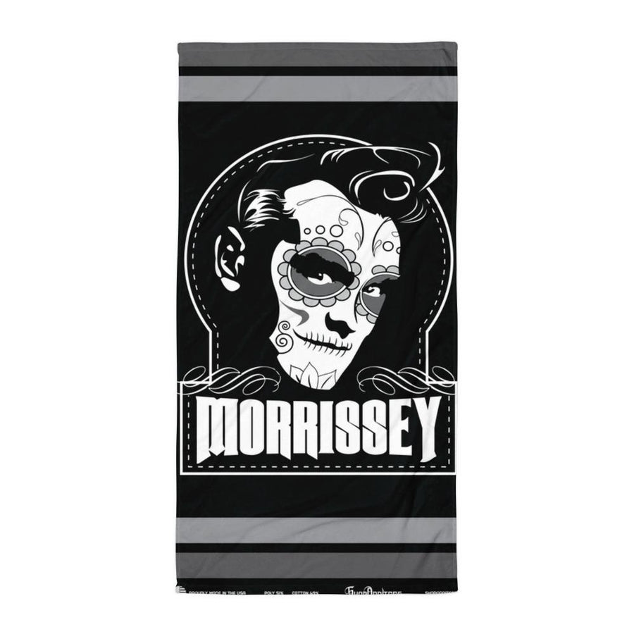 SUGAR MOZ FULL COLOR SUBLIMATED TOWEL - Deadcelebritee | Subculture Tees