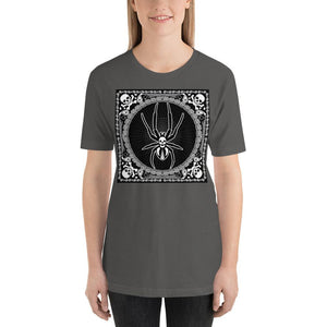 WOMEN'S WIDOW SHORT SLEEVE TEE - Deadcelebritee | Subculture Tees